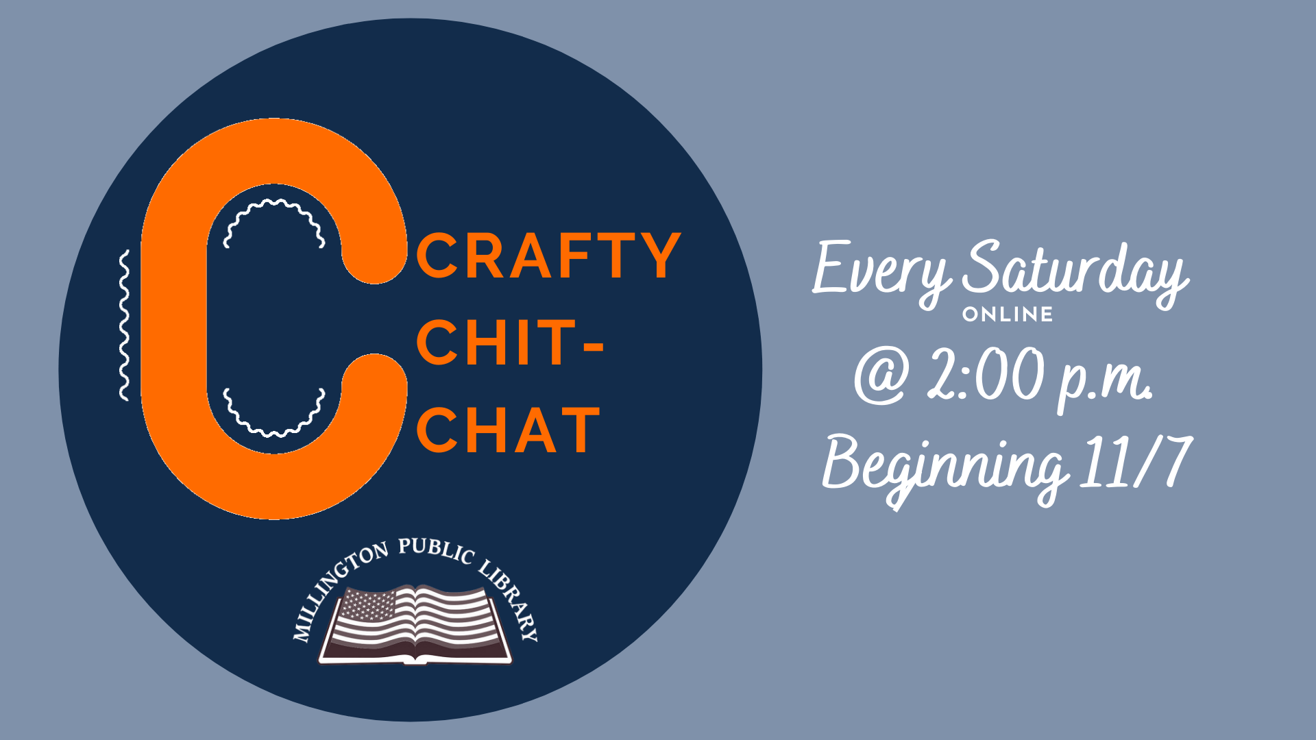 Crafty Chit-Chat logo